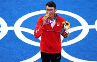 Turkey brings home 13 medals from Tokyo 2020, country's best Olympics ever