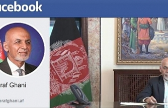 After pro-Taliban post, ex-Afghan leader says Facebook account hacked