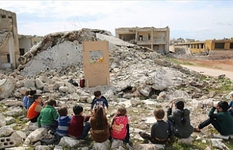 Daesh/ISIS children abandoned in Syrian camps: Report