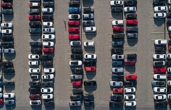 Nearly 95,900 vehicles registered in Turkey in August