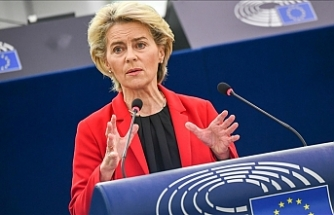 European Commission head concerned over bloc's dependency on gas