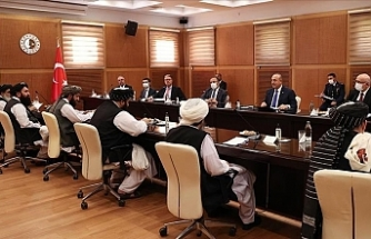 In talks with Taliban, Turkey underlines need for inclusive Afghan government