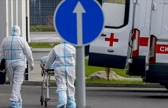 Russia's daily coronavirus cases, death toll hit record for 2nd day in row