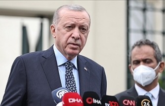 Turkey could run Kabul airport if deals reached with Qatar, Afghanistan: Erdogan