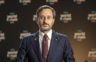 Turkey's communications director calls for new approach to global crisis
