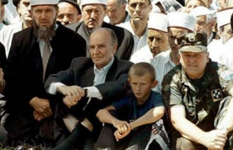 Alija Izetbegovic, the soul of the Bosnian resistance