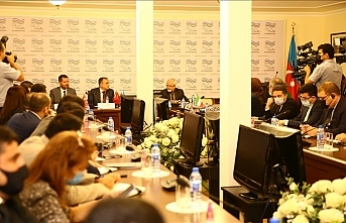 Azerbaijan, Turkey, Iran relations discussed in conference