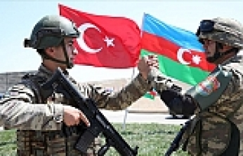 Turkish, Azerbaijani ministers discuss post-war developments