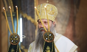Serbian Orthodox Church elects new patriarch