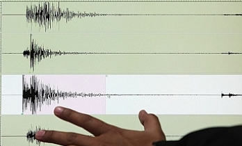 Magnitude 4.1 earthquake strikes in Aegean Sea