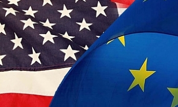 EU, US reaffirm 'strong alliance' after tension over AUKUS pact