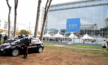 Italy to host G20 Leaders' Summit this weekend with Turkish president in attendance