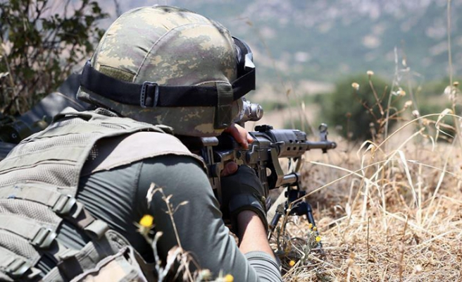 5 PKK terrorists killed in eastern Turkey