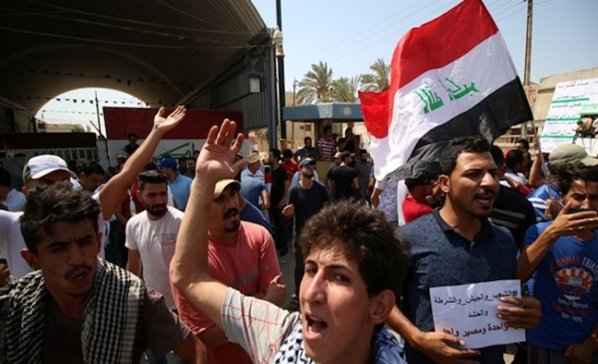 Cautious calm prevails in Basra after violent protests