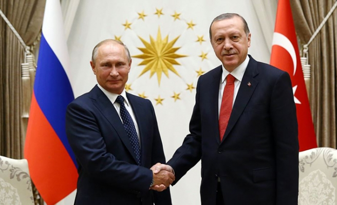 Turkish president to visit Russia's Sochi on Monday