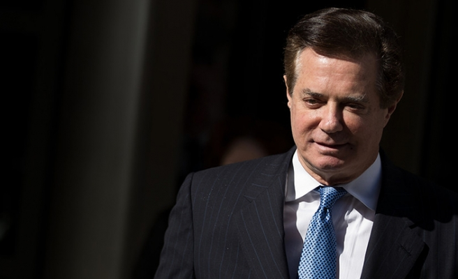 Former Trump campaign chief Manafort pleads guilty
