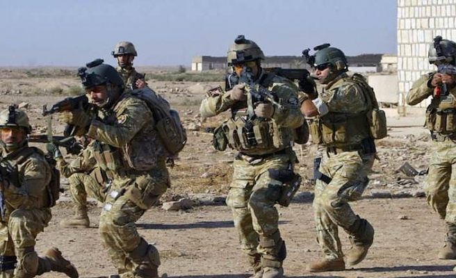 Hashd al-Shaabi faction targets foreign troops in Iraq