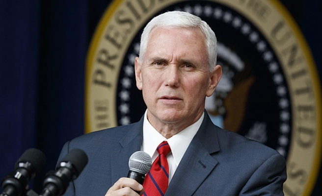 Pence urges Paraguay to reverse embassy move