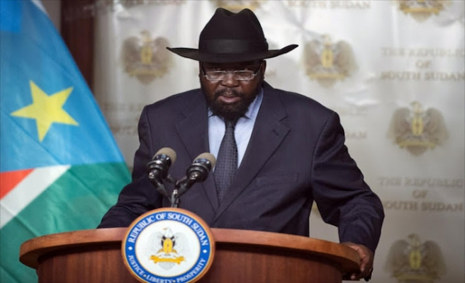 South Sudanese warring parties agree to share power