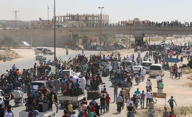 UN official slams US red line policy on Idlib