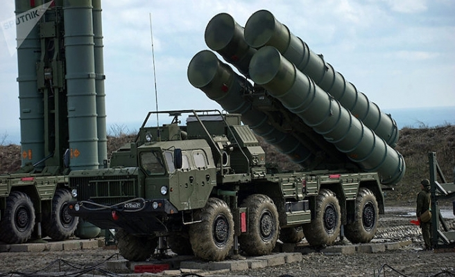 Turkey's S-400 purchase 'national decision'