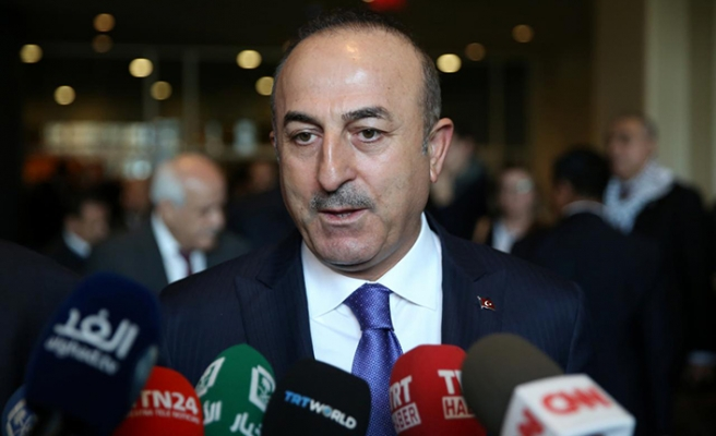 Turkey urges allies to work together in Syria's Idlib
