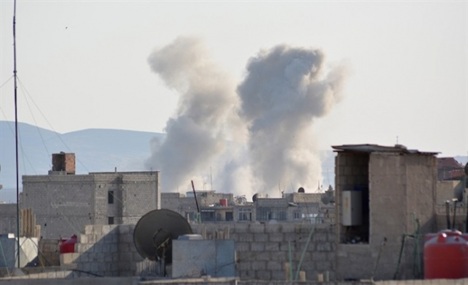 US-led coalition stages war games in Syria