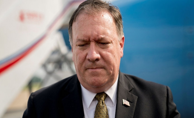 Pompeo rips Kerry for seeking to salvage Iran deal