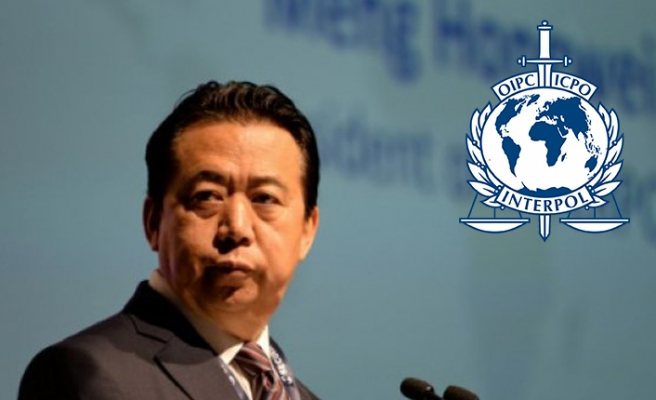 France opens probe into missing Chinese head of Interpol