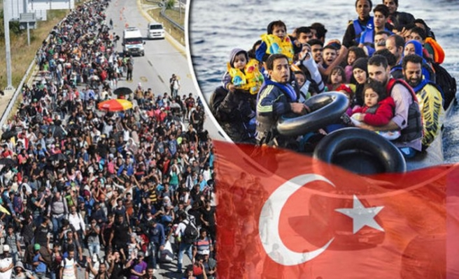 Over 200,000 irregular migrants held in Turkey in 2018