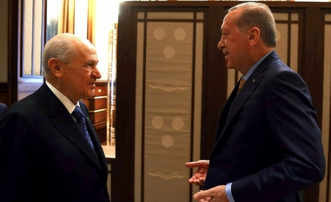 AK Party-MHP coalition 'looks positive'
