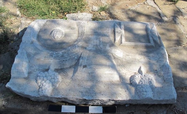 Ancient city discovered in Turkey's Canakkale