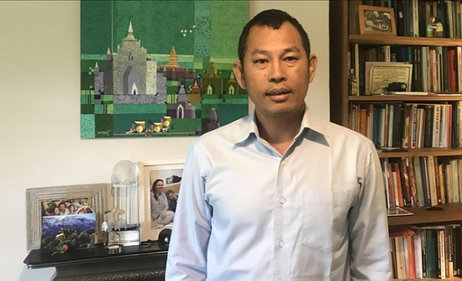 Academic withdraws from China-backed event for Uyghurs