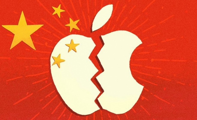 China bans many iPhone models