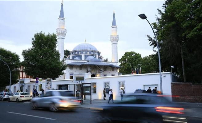 Germany aims to control foreign donations to mosques