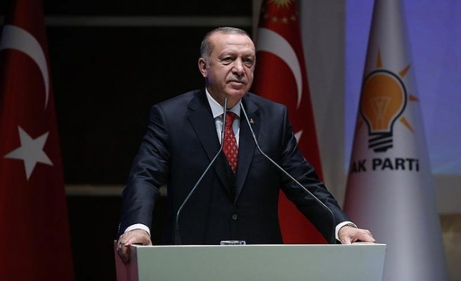 No one can lecture Turkey on human rights, Erdogan says