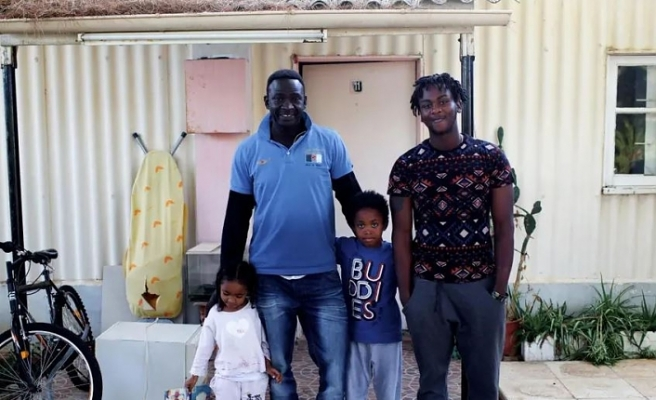 Refugee family allowed to settle in UK after 20 years