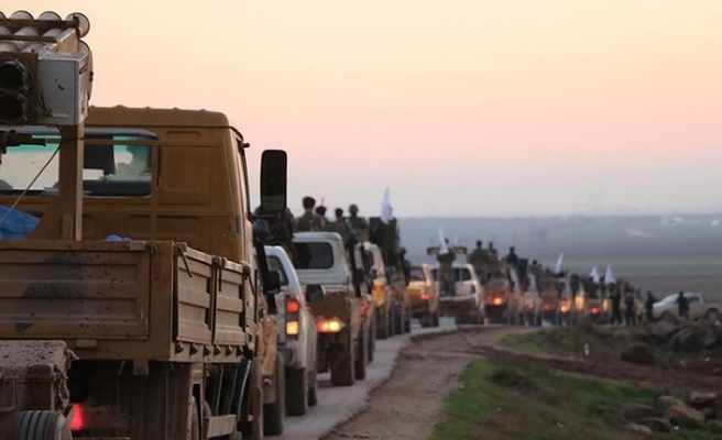 Syrian opposition reinforces front line with YPG/PPK