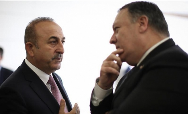 Turkish, US foreign ministers discuss Syria on phone