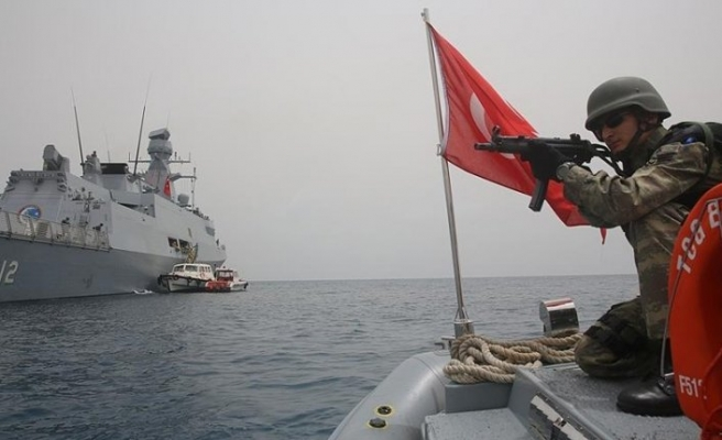Turkey's presidency submits motion for Gulf of Aden