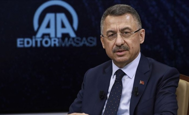 Turkey seeing to own interests in buying S-400, says VP