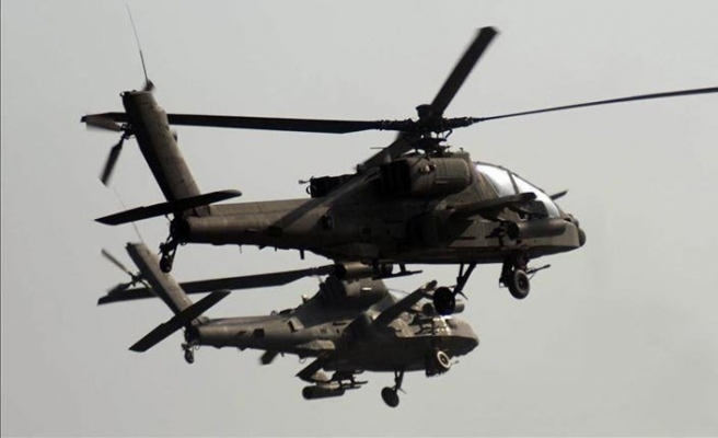 Indian air force gets Apache boost from US