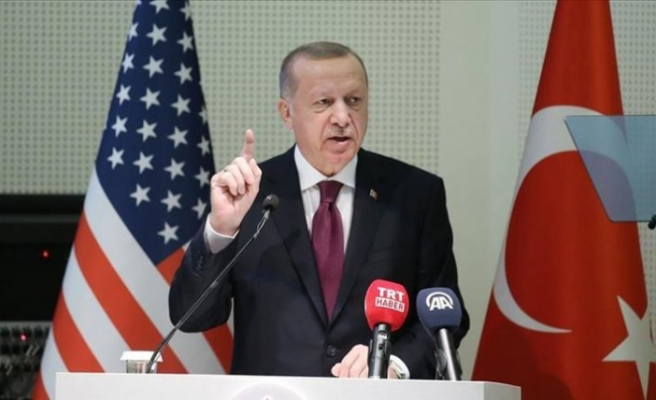 Erdogan: Thousands died from delay in Syrian safe zone