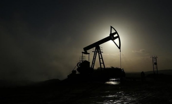 Oil down on demand fears from spread of virus variant