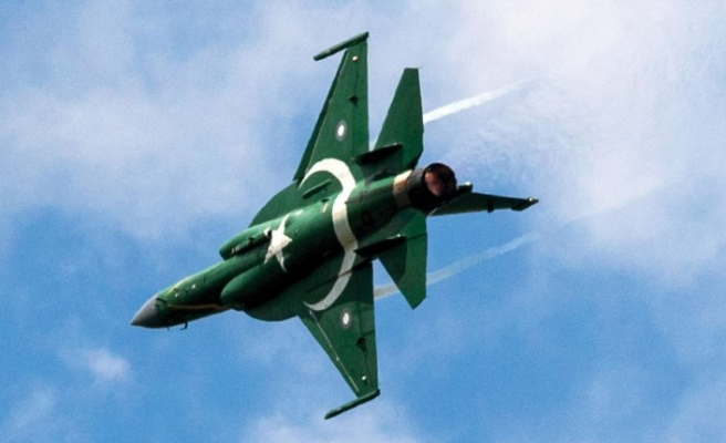 Pakistan air force gets latest fighter jets