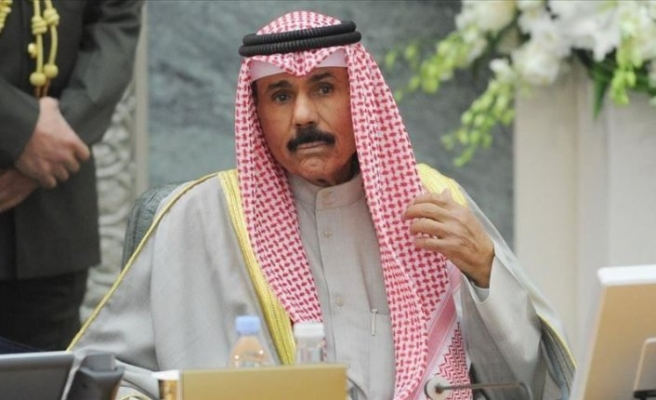 Kuwait emir accepts government resignation