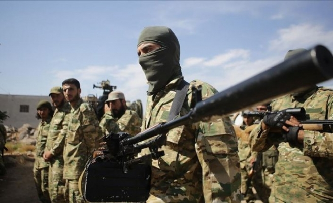 Syrian National Army thwarts infiltration attempt