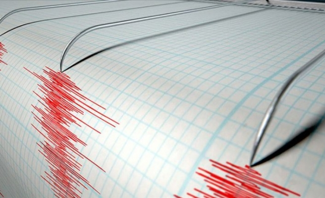 Magnitude 4 earthquake recorded in eastern Turkey
