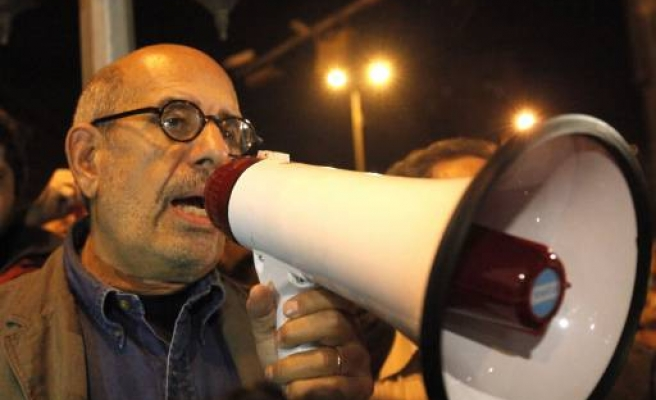 ElBaradei urges US to stop backing for Mubarak