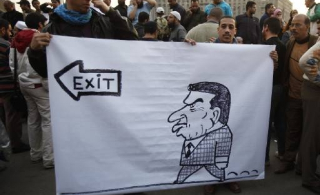 Mubarak orders state subsidies after protests